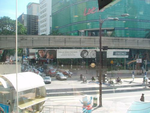 Spot Local Native Language With Billboard Advertisement