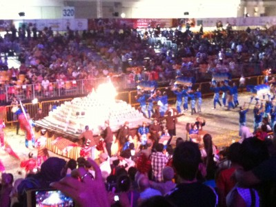 Chingay Parade 2011 Singapore, I Was There