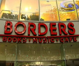 A Thank You Note To An American Bookstore: Borders